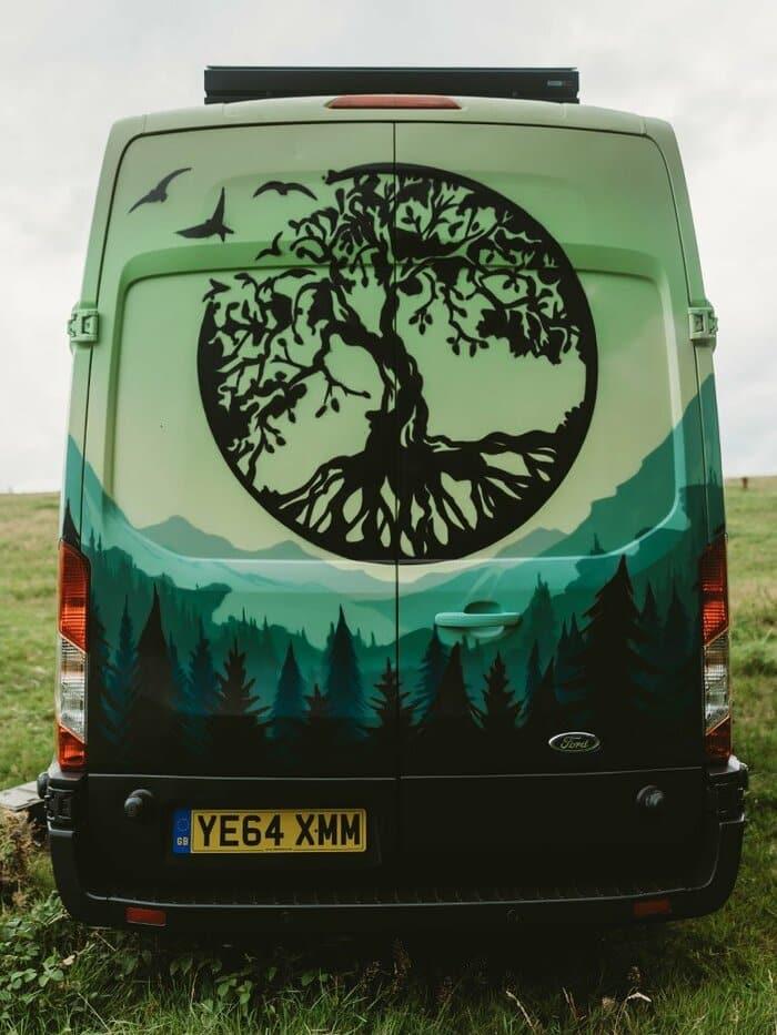 rumi supertramped campervan conversion 13 - A spectacular campervan conversion that turns heads