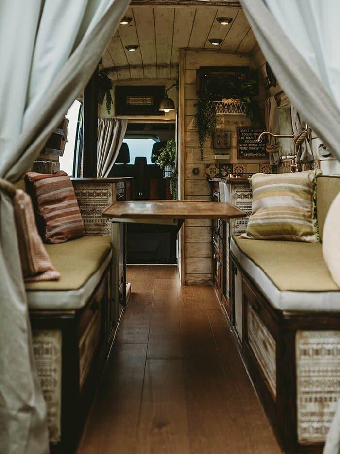 rumi supertramped campervan conversion 15 - A spectacular campervan conversion that turns heads