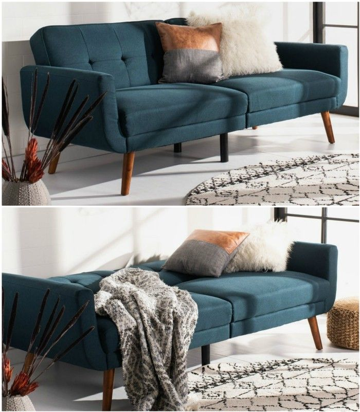 safavieh sleeper sofa - 16 stunning sleeper sofas that combine style and function