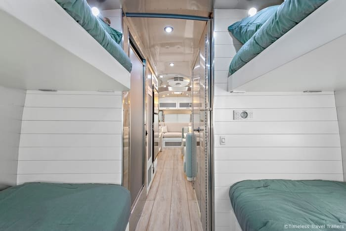 Amazing Grace Airstream by Timeless Travel Trailers 5 2 - Amazing Grace: A beautiful remodeled Flying Cloud Airstream trailer