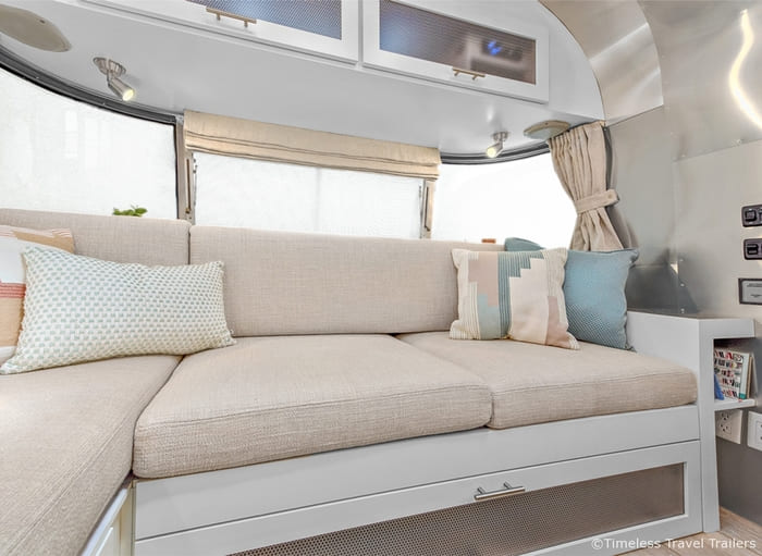 Amazing Grace Airstream by Timeless Travel Trailers 5 7 - Amazing Grace: A beautiful remodeled Flying Cloud Airstream trailer