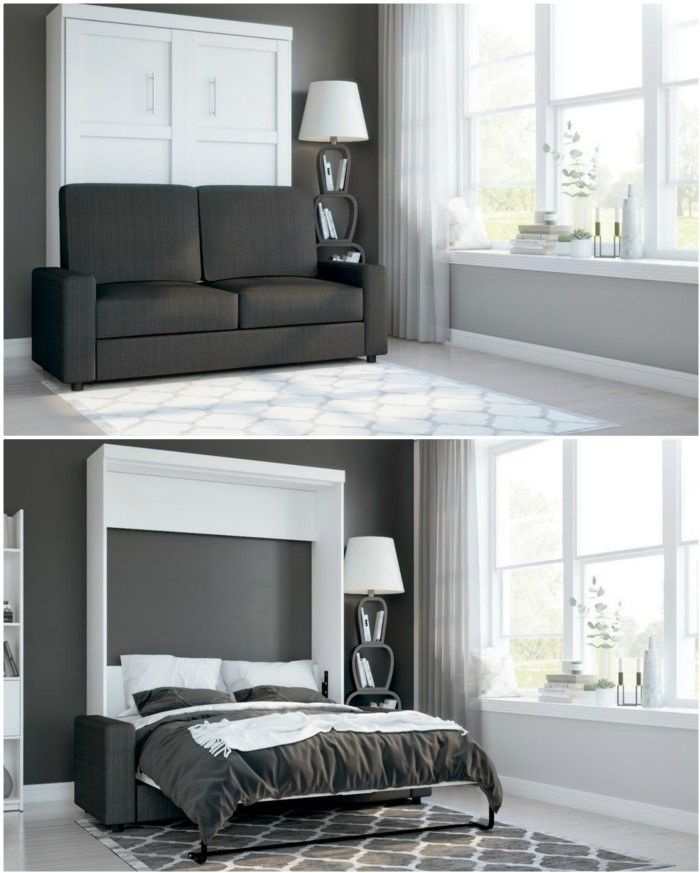 murphy bed - Ten brilliant wall beds for small spaces