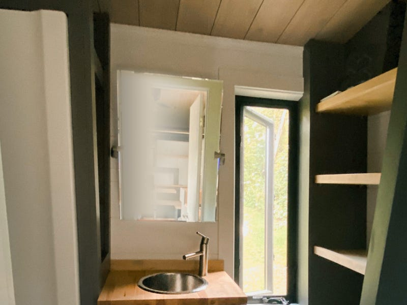 tiny house gosun off grid 2 - GoSun launches $69,500 solar-powered tiny house designed to last over a month off-grid