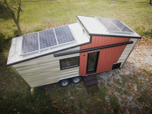 GoSun launches $69,500 solar-powered tiny house designed to last over a month off-grid
