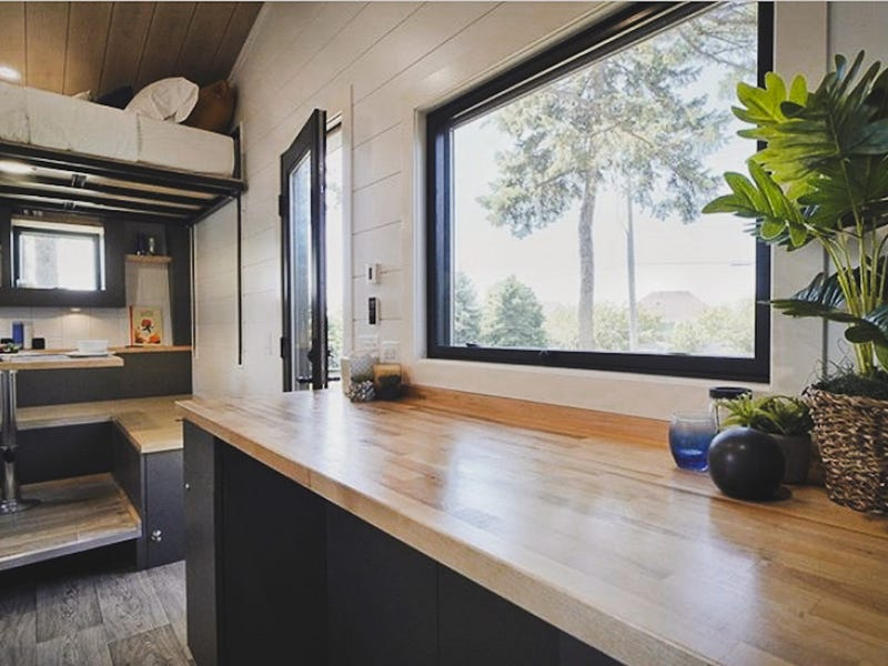 tiny house gosun off grid 9 - GoSun launches $69,500 solar-powered tiny house designed to last over a month off-grid