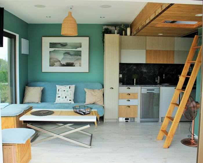 These 10 Airbnb tiny houses let you experience compact living in style - Living in a shoebox