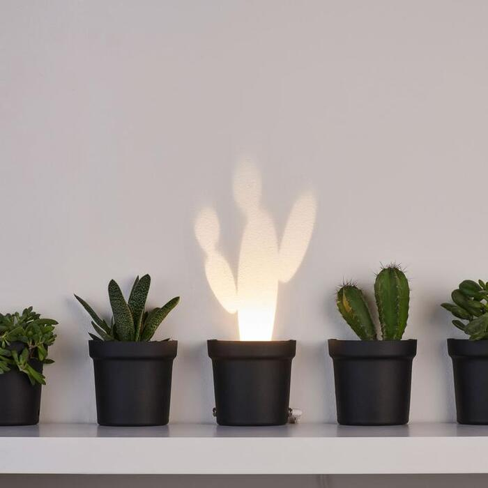 20 striking ideas for decorating your home with lights - Living in a shoebox