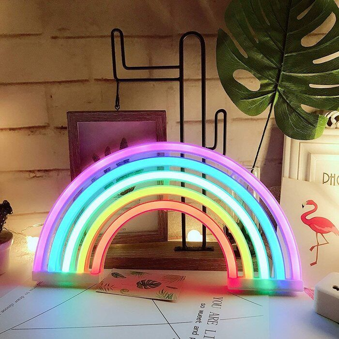 light decor 6 - 20 striking ideas for decorating your home with lights
