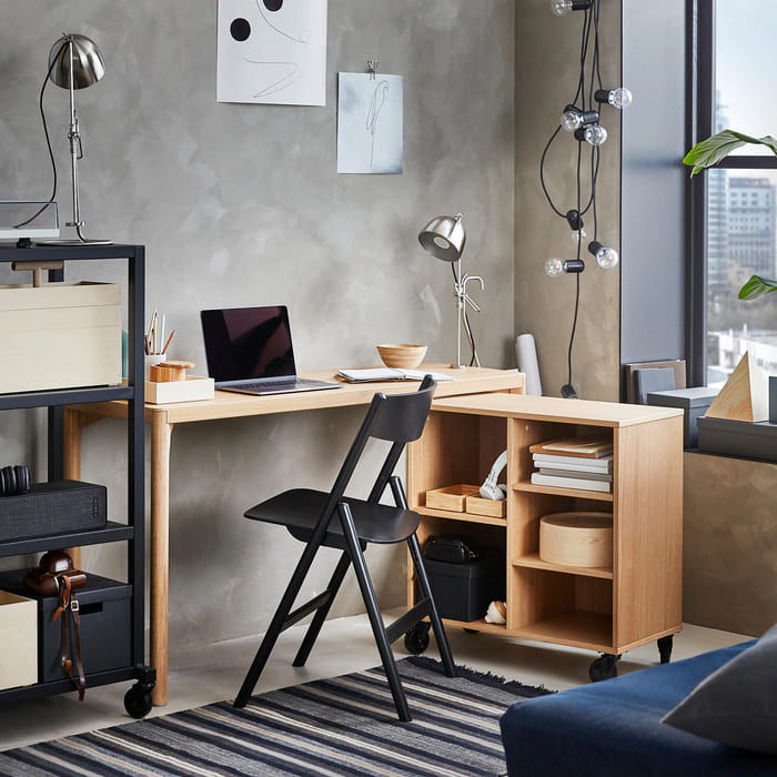 Ikea Launches Furniture Collection For Small Space Dwellers And Urban Nomads Living In A Shoebox
