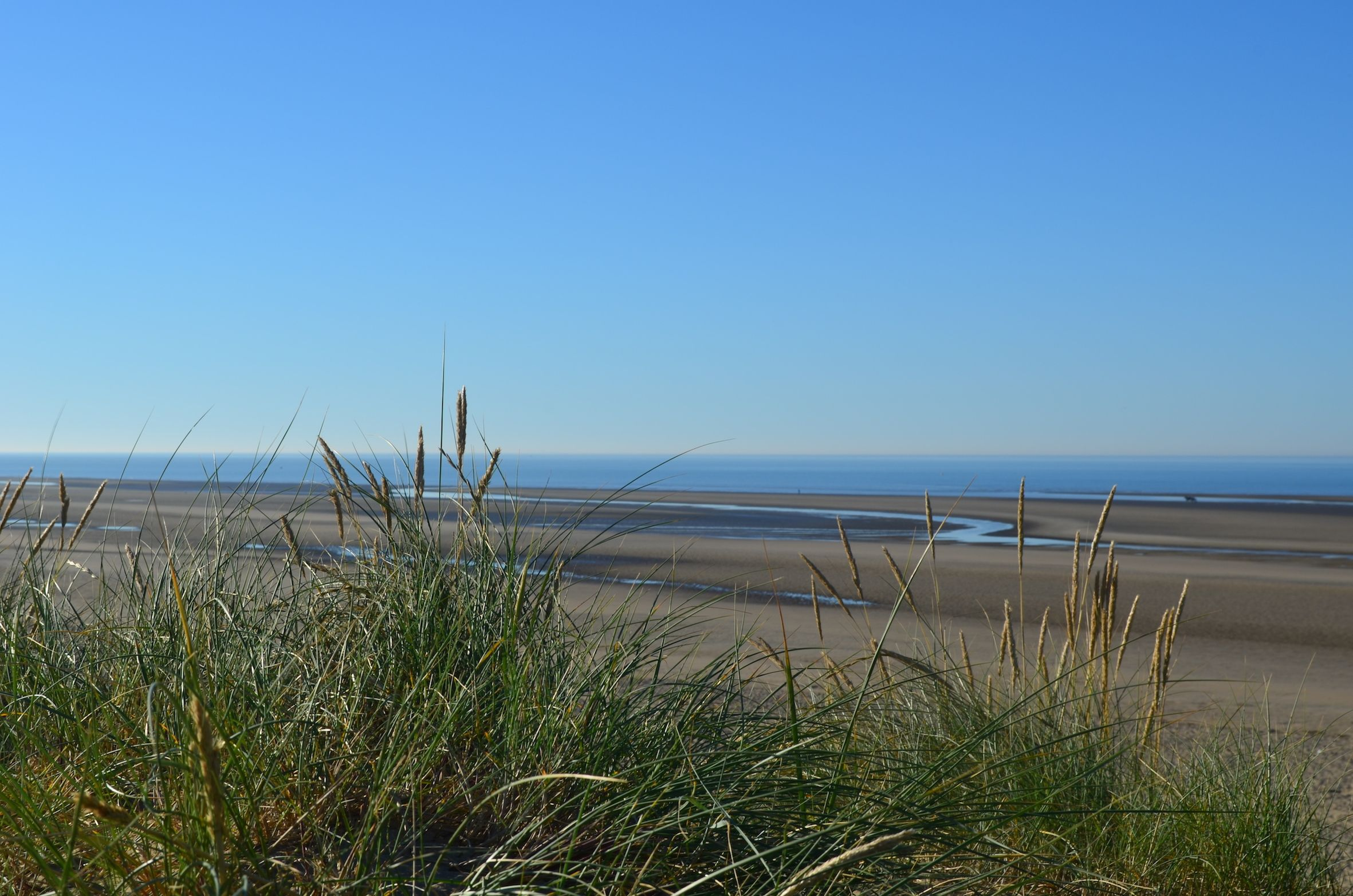 Camber Sands, East Sussex, UK