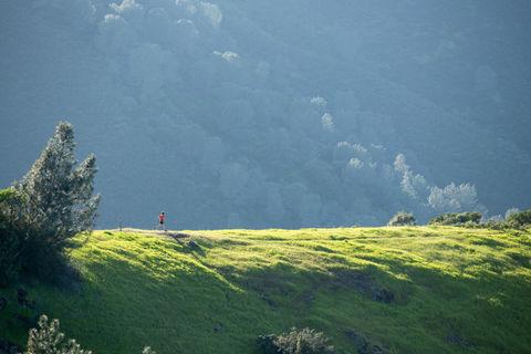 East Bay (short): Diablo Hill Climb