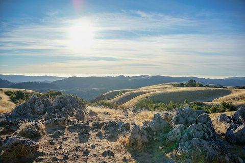 South Bay/Peninsula (short): Black Mountain Hill Climb