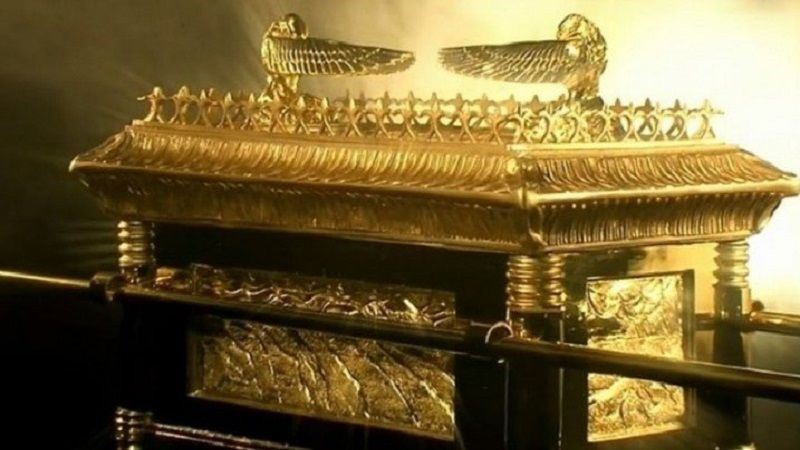 The secret of the ark of the covenant,