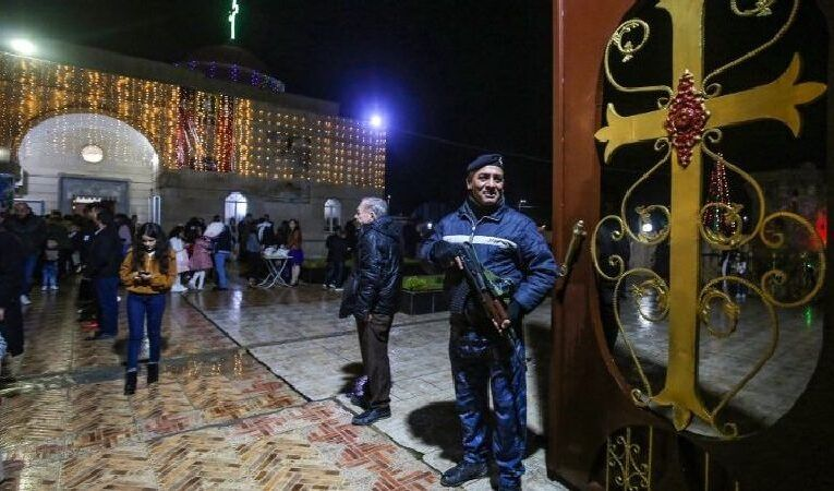 ஈராக்கில் கிறிஸ்மஸ் நாள் தேசிய விடுமுறை