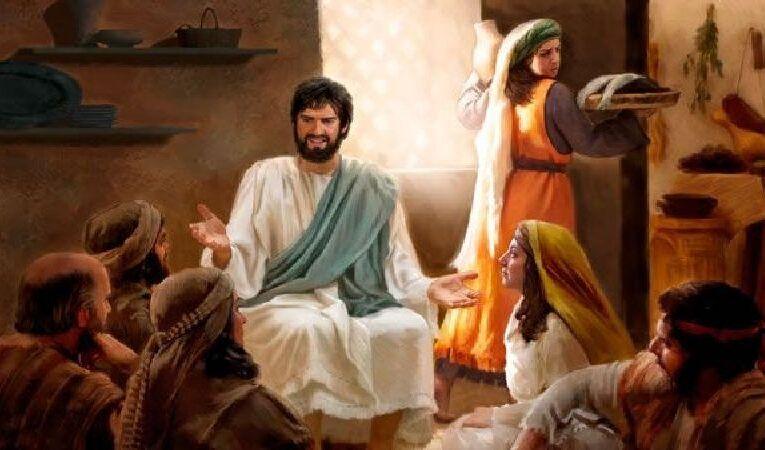 இயேசு கிறிஸ்து ஒப்பிடும் அற்புதமான உவமைகள்