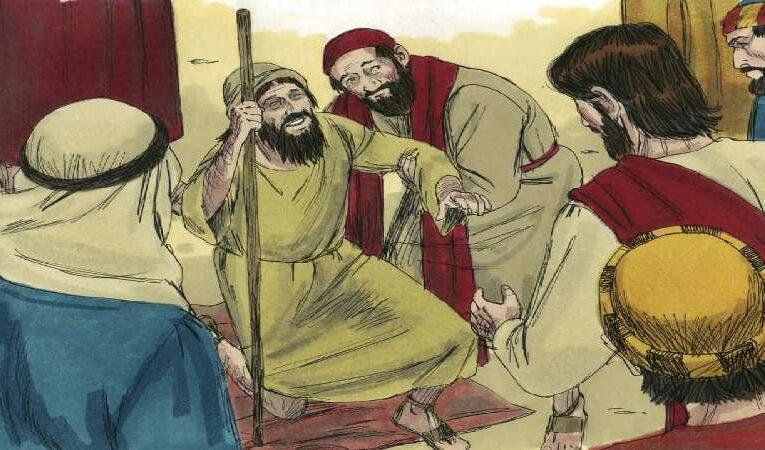 இயேசு கிறிஸ்துவினால் ஓய்வு நாளில் குணமாக்கப் பட்டவர்கள்
