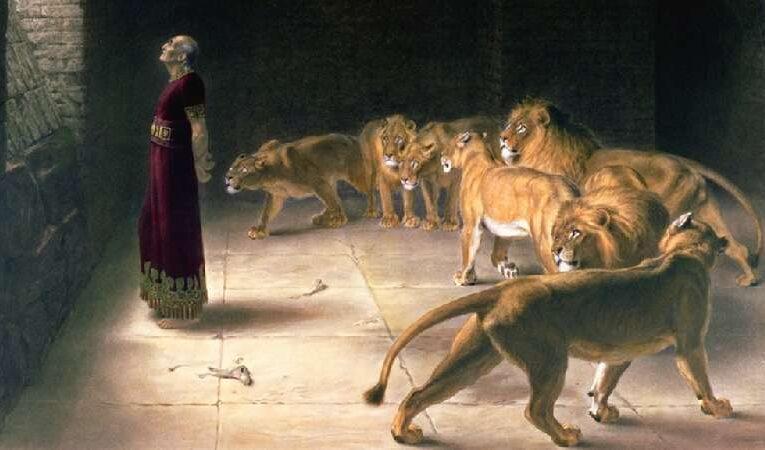 விசுவாசத்தினாலே சிங்கங்களின் வாய்களை அடைத்தார்கள்
