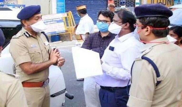 நாகர்கோவிலில் அனுமதியின்றி ஜெபக்கூட்டம் 16 பேர் மீது வழக்குப்பதிவு
