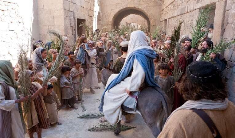 குருத்தோலை ஞாயிறு சிறப்பு செய்தி
