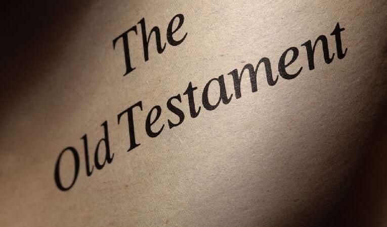 பைபிளில் (Old Testament) சிந்திக்க வைத்த சிலர்…