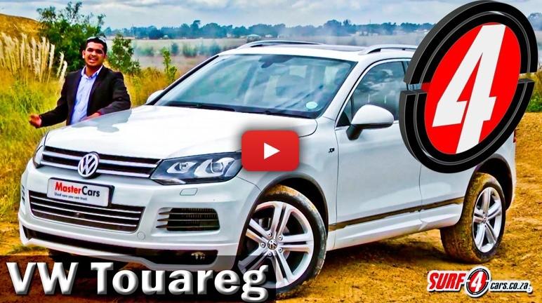 Volkswagen Touareg 3.0 TDI BlueMotion (2013): Video Review