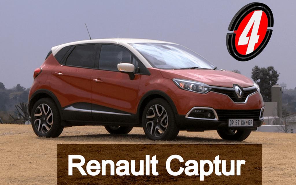 Renault Captur   New Car Review