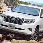 Toyota Kempton Park – Toyota Land Cruiser Prado – making tough look easy