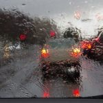 Safe driving in bad weather conditions