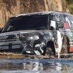 More Leaks of 2020 Land Rover Defender