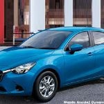 Say Hello To The Future of Hatchbacks-Mazda 2 1.5 Dynamic
