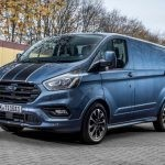 Ford introduces a Kombi-The Ford Transit Custom