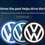 VW Changes Its Logo