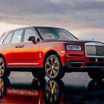 Introducing the new Rolls Royce Cullinan
