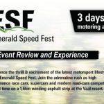 Emerald Speed Festival-Hear The Power, Feel The Sound.
