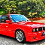 The BMW 325is e30 – The Original Gusheshe