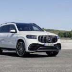 April 2021 – Mercedes-Benz South Africa launches a trio of AMG SUVs.