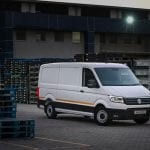 Volkswagen adds more value to their Crafter Bus and Van