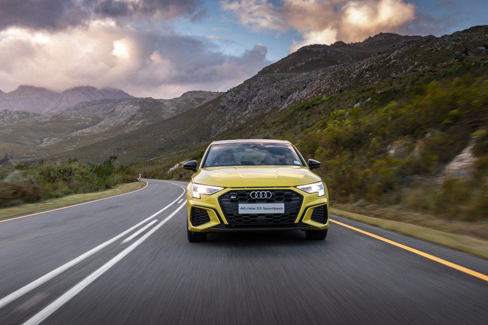 Audi A3 range is now even sharper