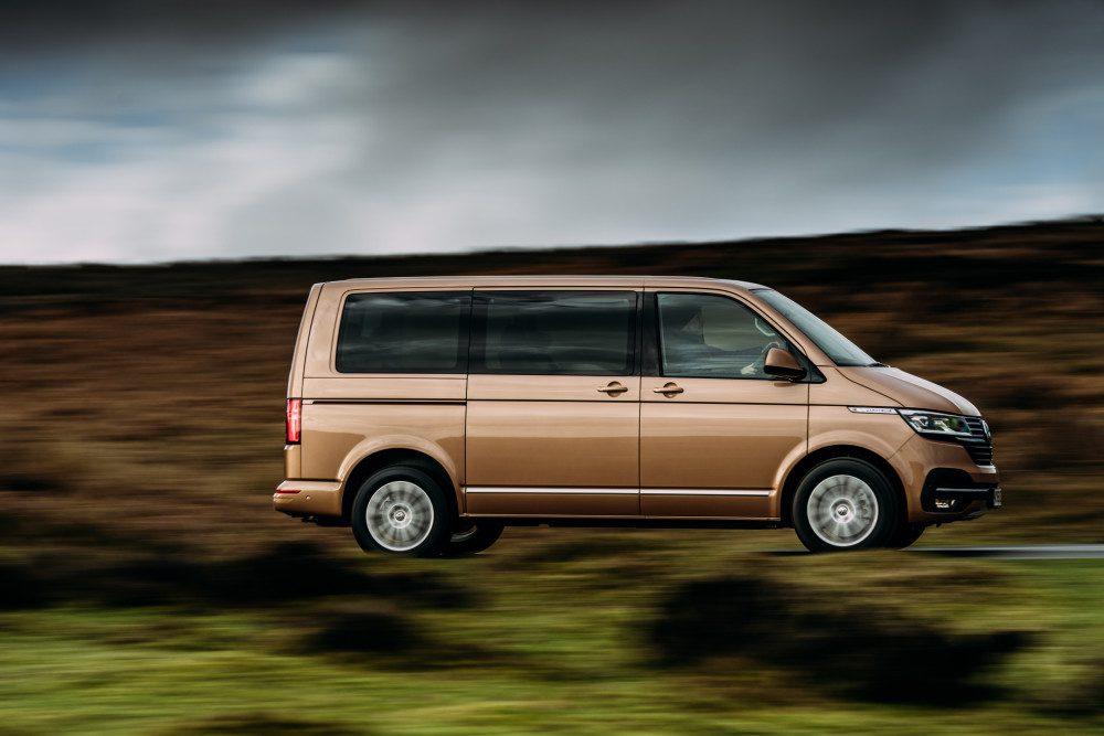 VW Kombi proves a worthy Transporter