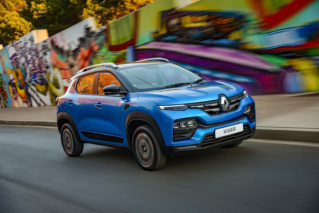 Meet the new Renault Kiger