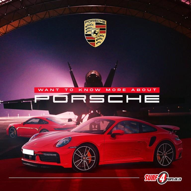 Porsche's boxer (flat) engine explained