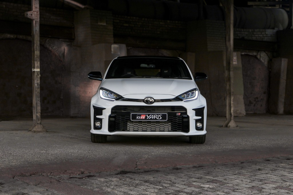 Toyota GR Yaris 2021 Review