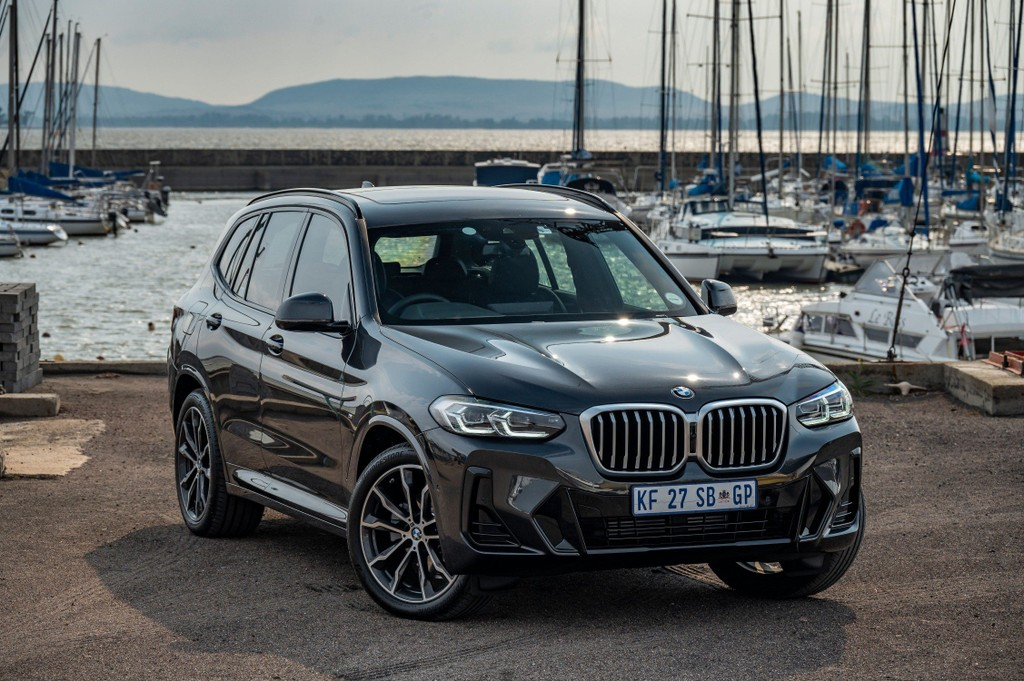 The facelifted 2021 BMW X3 is now slicker than before