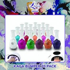 Kaga Bumper 20 Pack