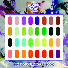 BMG Colour Chart Stand