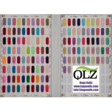 QLZ Colour Chart Book