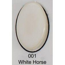 uv gel nail polish BMG 001 White Horse