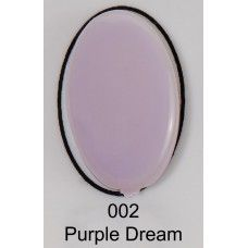 uv gel nail polish BMG 002 Purple Dream