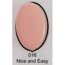 uv gel nail polish BMG 016 Nice and Easy