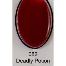 uv gel nail polish BMG 082 Deadly Potion